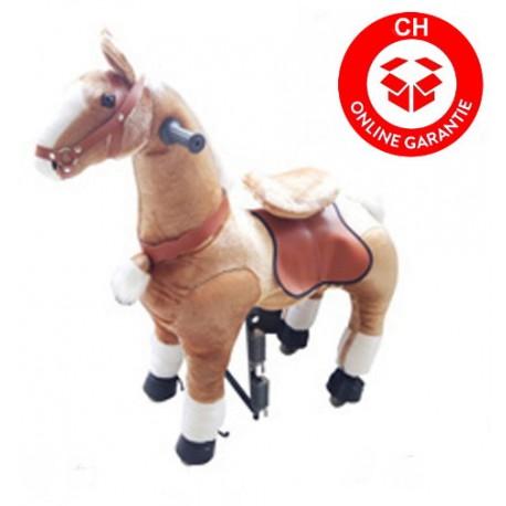 pferd pony zum reiten f r kinder kinderzimmer spielzeug m dchen geschenk kinder kind. Black Bedroom Furniture Sets. Home Design Ideas