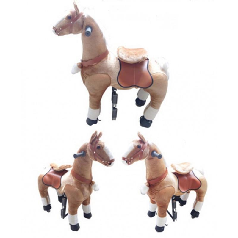 Pferd pony zum reiten für kinder kinderzimmer spielzeug