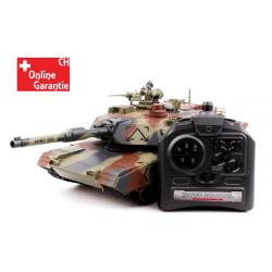 Ferngesteuerter Panzer Tank RC Airsoft Softair BB Kugeln Schiess Funktion Komplettset Spielzeug