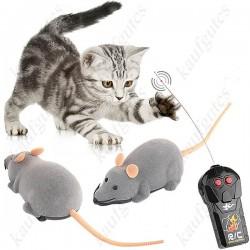 Ferngesteuerte RC Maus Katzenspielzeug Katzen Spielzeug Katzenspielzeug Zuhause Unterhaltung