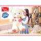 Teddybär Teddy Bär Plüsch Plüschbär Plüschtier XXL Liebe Herz Herzchen Geschenk Frau Kind Valentinstag Weihnachten