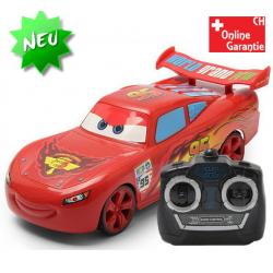 Ferngesteuerter Pixar Cars Lightning McQueen Auto RC Neuheit 4 Kanal Steuerung 4WD Spielzeug Auto