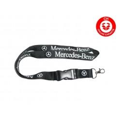 Mercedes-Benz Mercedes Benz Fan Auto Schlüsselband Schlüsselanhänger Schlüssel Band
