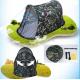 Militär Zelt Tarnung Pop-up Zelt Wurfzelt Camouflage Campingzelt 2 Personen Tarnzelt kleines Packmass