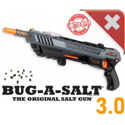 BUG-A-SALT 3.0 BLACK FLY EDITION Bug a Salt Version 3.0 Flinte Fliegen Jagd Fliegenkiller Salz Schrotflinte Salzgewehr