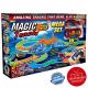 Magic Tracks RC Race Set Mega Ferngesteuertes Spielzeug Auto Glow leuchtet im Dunkeln biegbare Rennstrecke