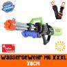 Gigantisches Wassergewehr Wasserpistole Wasser Pistole Gewehr XXXL MG Spielzeug Sommer 78cm 2.1L Tank