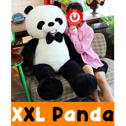 Panda Bär 1.5m Teddybär Kuschelbär Plüschtier Kuscheltier Stofftier Pandabär Teddy Geschenk XXL
