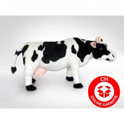 Kuh Milchkuh Plüsch Plüschkuh Milch Kuh Plüschtier XL 70cm Geschenk Hit