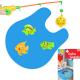 Fischen auf dem Klo WC Potty Fisher Toiletten Fischer Geschenk Gag Idee