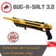 BUG-A-SALT 3.0 Anti Fliegen Gewehr Angriff auf die Insekten Gewehr Pistole