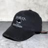 Harley-Davidson Cap Harley Kappe Mütze Biker Skull HD Fan Schwarz