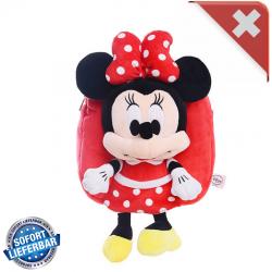 Minnie Maus Rucksack Kindergarten Schule Fan Minnie Mouse Mädchen