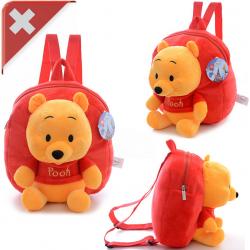 Disney Winnie the Pooh Pu der Bär Kind Kinder Plüsch Rucksack Kindergarten Schule
