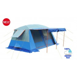 Grosses Zelt Partyzelt Haus Zelt 8 Personen Openair Camping Outdoor XXL