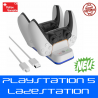 Sony Playstation 5 PS5 Controller DualSense Ladestion Dual Doppel Gamepad