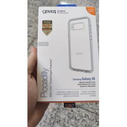 Samsung Galaxy S8 Gear4 Piccadilly Phone Case Handyhülle Schutzhülle D30 Schutz