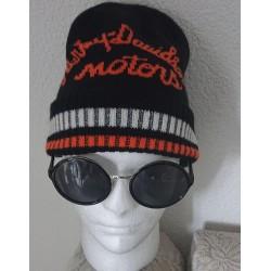 Harley-Davidson Motorcycles Winter Mütze Beanie Kappe Fan HD Fanartikel Biker