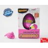 Flamingo Schlüpf Ei Schlüpfei Wunderei Vogel Spielzeug Kind Mädchen Magie
