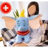 Disney Plüsch Dumbo 55cm Jumbo Elefant Elefanten Plüschtier Kuscheltier Kind Kinder