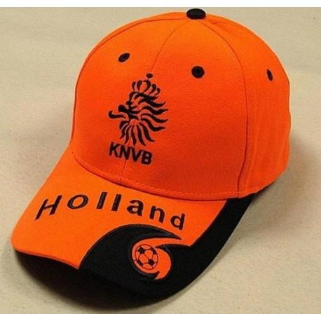Holland Niederlande Netherland Fan KNVB Fussball Cap Kappe Mütze Baseball WM EM