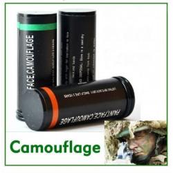 Tarnfarben Tarnfarbe Schminke Creme Chameleon Camouflage 3 Farben Nato Militär Armee