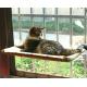 Katzen Schlafplatz Liege Katzenliege Fensterliege Katzensitz Sunny Seat Katze Bett Liege TV Hit NEU