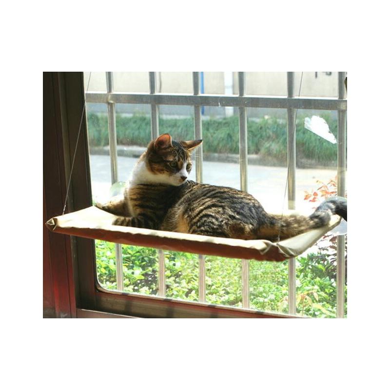 katzen schlafplatz liege katzenliege fensterliege katzensitz sunny seat katze bett liege tv hit. Black Bedroom Furniture Sets. Home Design Ideas