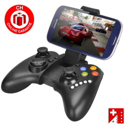 Bluetooth Gamepad Joystick Spielepad Android Samsung iOS iPhone Handy Spiele