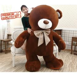 Gigantischer Riesen Teddy Teddybär Plüsch Bär Plüschbär Kuschelbär Plüschteddy Bärli Geschenk Hit Premium 3 Farben XXL