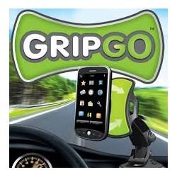 GripGo Marken Universal Handy Natel Smartphone Auto Pda Navi Kfz Pkw Halterung Bekannt aus TV