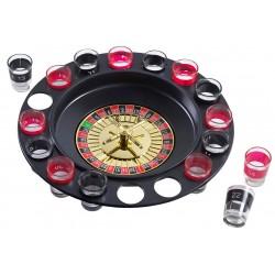 Trinkspiel Saufspiel Roulette 16 Gläsern Schnaps Bier Roulette