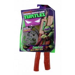 Teenage Mutant Ninja Turtles Donatello TNMT Spielzeug Waffen Set