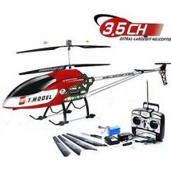 Riesengrosser XXL 134cm Ferngesteuerter Heli Hubschrauber RC Spielzeug Gross