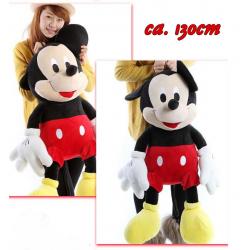 Micky Maus XXL Plüschtier Plüsch Maus Disney Geschenk 130-135cm XXL Mickey Mouse