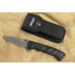 Walther PPQ Messer Einhandmesser Klappmesser mit Etui