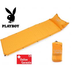 Selbstaufblasbare Playboy Luftmatratze Luft Matratze Schlafsack Schlafmatte Camping Outdoor