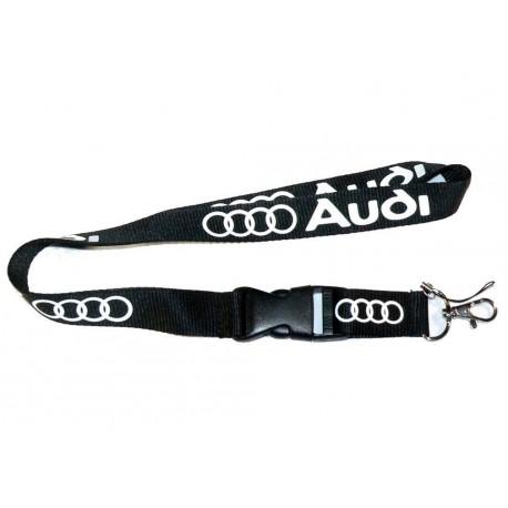 Audi Auto Schlüsselband Schlüsselanhänger Schlüssel Anhänger Fan Geschenk