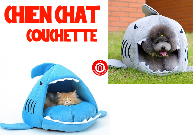 Chiens chats couchette